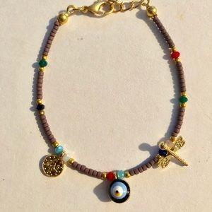 Jewelry - Turkish charm bracelet